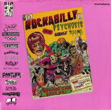 Various -  Rockabilly Psychosis And The Garage Disease